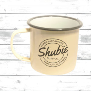 Shubie Surf Enamel Mug