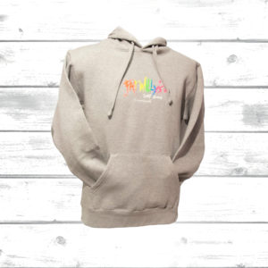 Fat Willy's Grey Hoodie