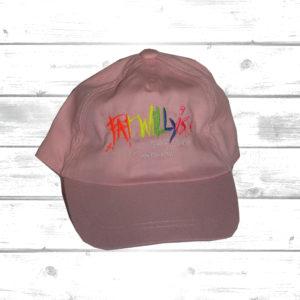 Pink Toddler Cap
