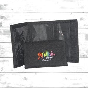 Fat Willys Black Wallet
