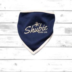 Shubie Bandana Navy Bib