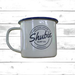 Shubie Cornwall Enamel Mug