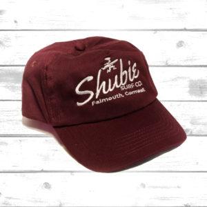 Shubie Kids Cap Burgundy