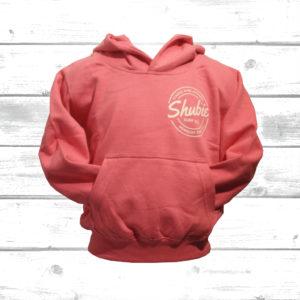 Shubie Kids Pink Hoodie