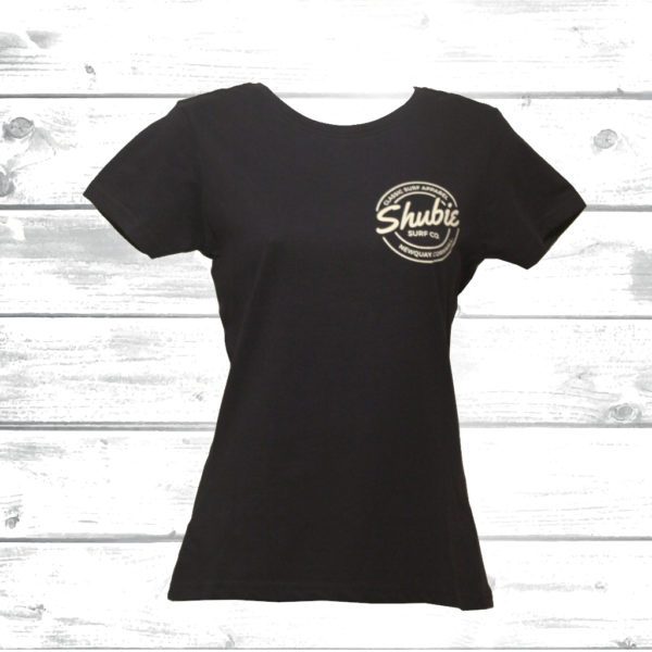 Shubie Ladies Navy T-Shirt