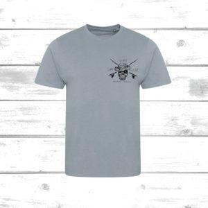 Shubie Grey Skull T-Shirt