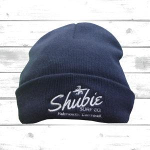 Shubie Beanie Hat Navy
