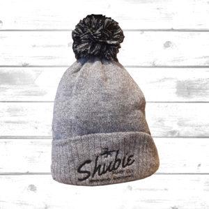 Shubie Bobble Hat Grey