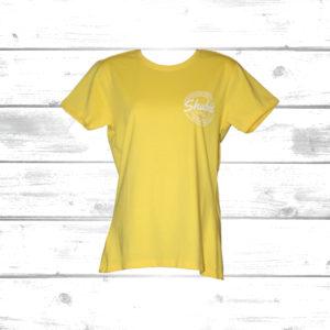 Shubie Ladies Yellow T-Shirt