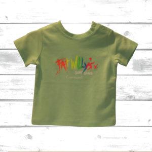Toddler T Shirt Mint