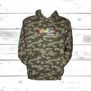 Fat Willy's Adult Hoodie Camo