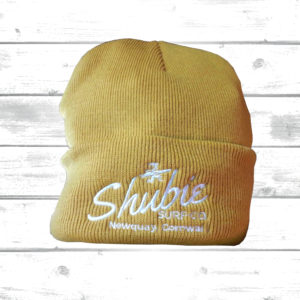Shubie Beanie Hat Mustard