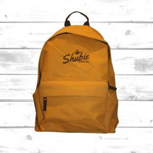 Shubie Mustard Backpack